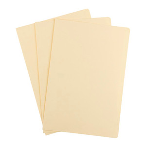 Icon Manilla File Folders FS Buff Pack of 50