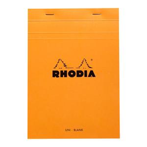Rhodia Bloc Pad No. 16 A5 Blank Orange