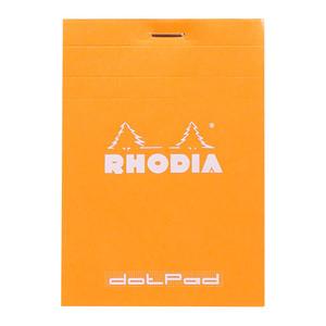 Rhodia dotPad No. 12 85x120mm Orange