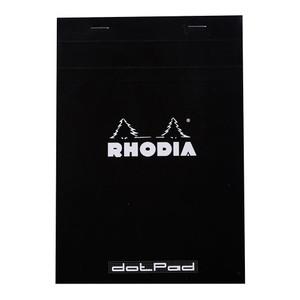 Rhodia dotPad No. 16 A5 Black