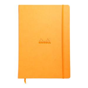 Rhodia Webnotebook A4 Dotted Orange