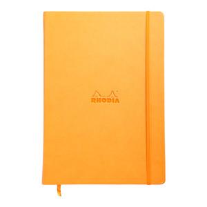 Rhodia Webnotebook A4 Lined Orange