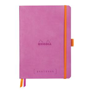 Rhodiarama Goalbook A5 Dotted Lilac