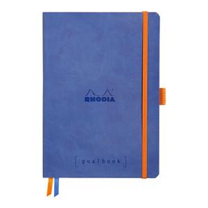 Rhodiarama Goalbook A5 Dotted Sapphire