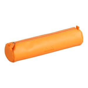 Rhodiarama Pencil Case Round Orange