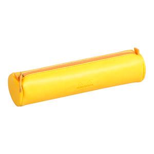 Rhodiarama Pencil Case Round Daffodil
