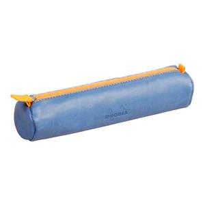 Rhodiarama Pencil Case Round Sapphire