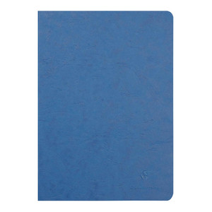 Age Bag Notebook A4 Lined Blue