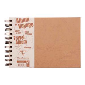 Age Bag Travel Album A5 Tobacco
