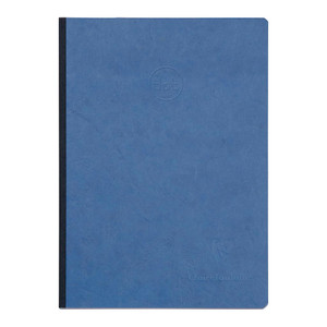 Age Bag Clothbound Notebook A5 Dotted Blue