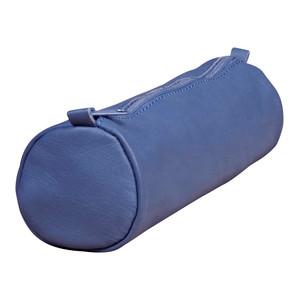 Age Bag Pencil Case Round Blue