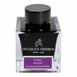 Jacques Herbin Essential Ink 50ml Violet Boreal