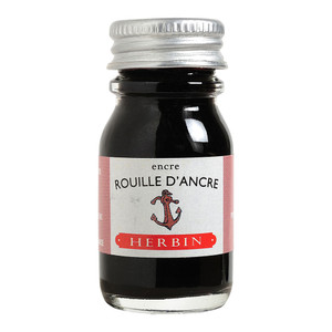 Herbin Writing Ink 10ml Rouille d'Ancre