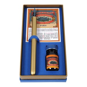 Herbin Traditional Writing Set Bleu Myosotis