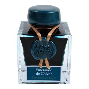 Jacques Herbin 1670 Ink 50ml Emerald of Chivor