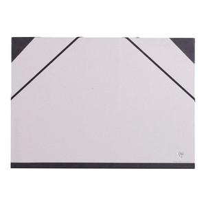 Clairefontaine Art Folder Grey 32x45cm