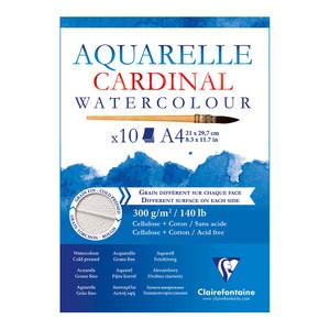 Cardinal Cold Press Pad A4 300g 10sh