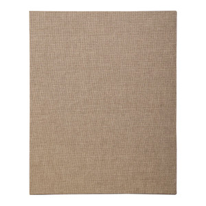 Clairefontaine Canvas Board Natural 24x30cm