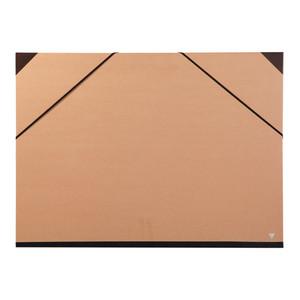 Clairefontaine Kraft Art Folder Brown 52x72cm