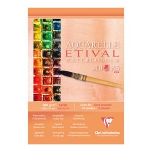 Etival Cold Press Pad A5 300g 10sh