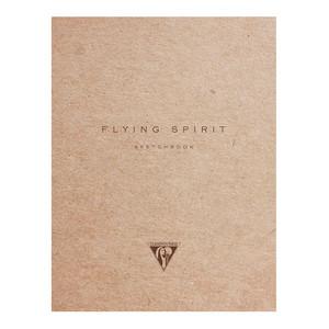 Flying Spirit Sketch Book A6 Kraft