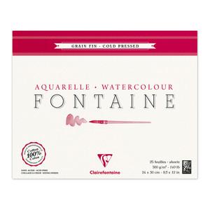 Fontaine Cold Press Pad 24x30cm 300g 25sh