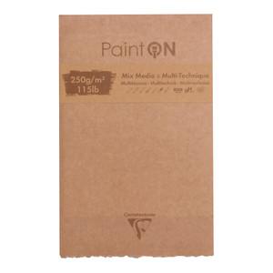 PaintON Pad Assorted 14x21.5cm 50sh