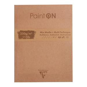 PaintON Pad Assorted 23x30.5cm 50sh