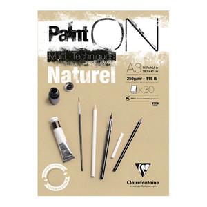 PaintON Pad Natural A3 30sh