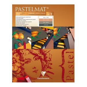 Pastelmat Pad No. 2 24x30cm 12sh