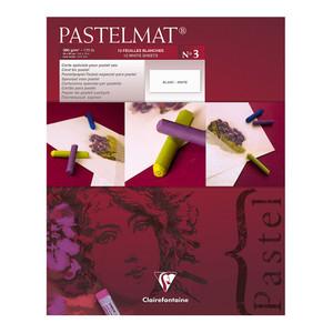 Pastelmat Pad No. 3 24x30cm 12sh