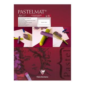 Pastelmat Pad No. 3 30x40cm 12sh