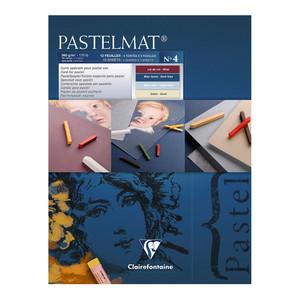 Pastelmat Pad No. 4 18x24cm 12sh