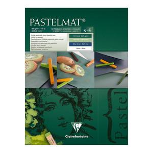Pastelmat Pad No. 5 18x24cm 12sh
