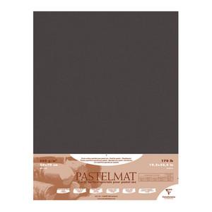Pastelmat Paper 50x70cm Antracite Pack of 5