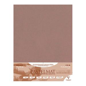 Pastelmat Paper 50x70cm Brown Pack of 5