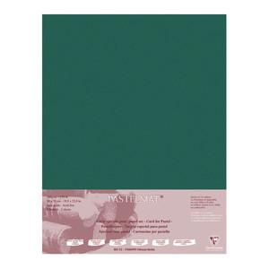 Pastelmat Paper 50x70cm Dark Green Pack of 5