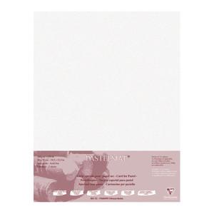 Pastelmat Paper 50x70cm White Pack of 5