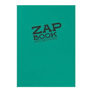 Zap Book A5 Recycled Assorted
