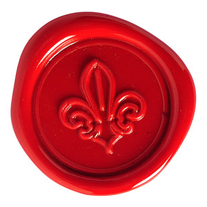 Herbin Traditional Wax Seal Set Lily