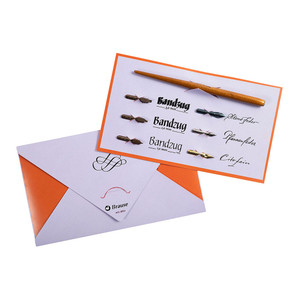 Brause Calligraphy and Writing Set