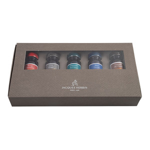 Jacques Herbin 1670 Ink 10ml Pack of 5