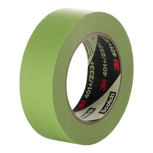 Scotch Masking Tape 401+ Performance 48mm x 55m Green