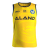 Parramatta Eels 2020 ISC Mens Training Singlet Yellow