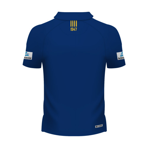 Parramatta Eels 2019 ISC Womens Media Polo Royal