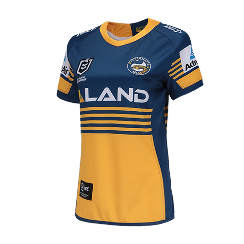 Parramatta Eels 2019 ISC Womens Alternate Jersey