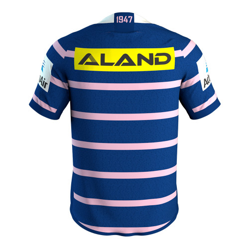 Parramatta Eels 2019 ISC Mens Women in League Jersey