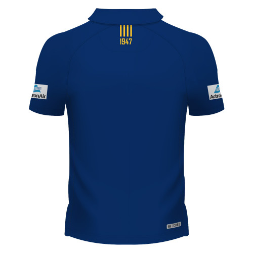 Parramatta Eels 2019 ISC Mens Media Polo Royal