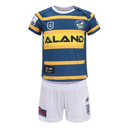 Parramatta Eels 2019 ISC Toddler Home Jersey Set