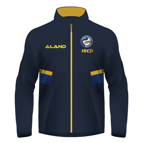 Parramatta Eels 2020 ISC Kids Wet Weather Jacket